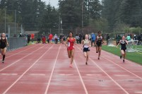 Hynd Folquest Girls 100 Meters