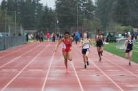 Hynd Folquest Girls 100 Meter