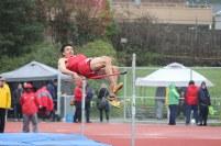 Alex Woodard High Jump